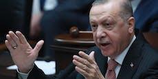 """Erdogan: """"Ich verfluche den österreichischen Staat"""""""
