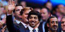 Scheich zahlt Fans Reise zum Champions-League-Finale