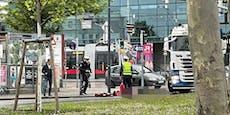 Lkw erfasst Fußgänger in Wiener Donaustadt – tot