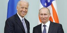 Biden will Putin wohl doch nicht in Wien treffen