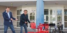 Grünen-Gründer Hirz hört nach 40 Jahren auf