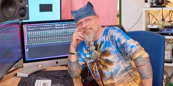 """Thomas Forstner wagt mit """"Summer Dream"""" einen musikalischen Neustart."""