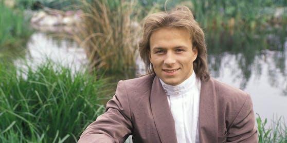 """1989 belegte Thomas Forstner mit dem Titel """"Nur ein Lied"""" den 5. von 22 Plätzen beim Eurovision Song Contest."""