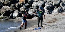 5.000 Migranten schwimmen nach Europa