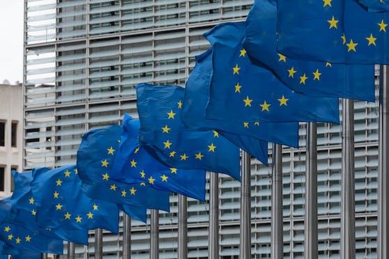 Österreich bekommt Millionen-Zahlungen von der EU. Im Bild das Gebäude der Europäischen Kommission. Symbolbild.