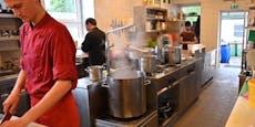 Gastro klagt über Personalmangel und 2-Meter-Abstand