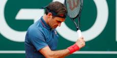 Federer verliert sein Comeback auf der ATP-Tour