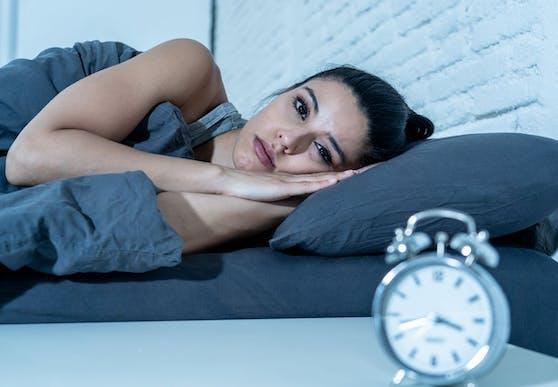 Schlafmangel hat auf den Körper verschiedene Auswirkungen.