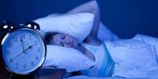 Darum wachst du jede Nacht immer zur gleichen Zeit auf