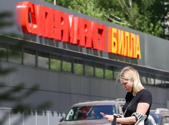 Billa Russland: REWE verkauft die Filialen um über 200 Millionen Euro.