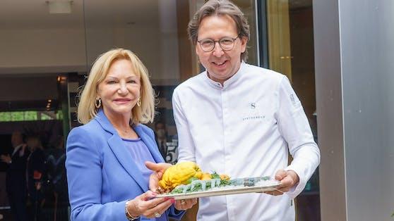 Ingrid Flick und Heinz Reitbauer
