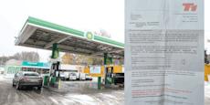 Wiener Tankstelle straft Stammkunden erbarmungslos ab