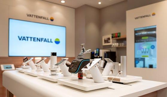 Vattenfall-Store in Berlin.
