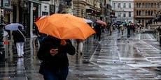 Regenwetter zu Pfingsten, doch es gibt einen Lichtblick