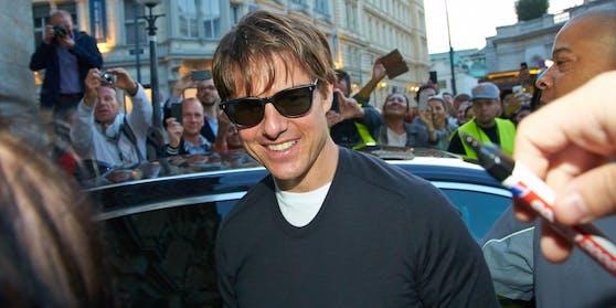"Tom Cruise drehte 2014 ""Mission Impossible - Rogue Nation"" in Wien. Mit dabei: Nora Summer."