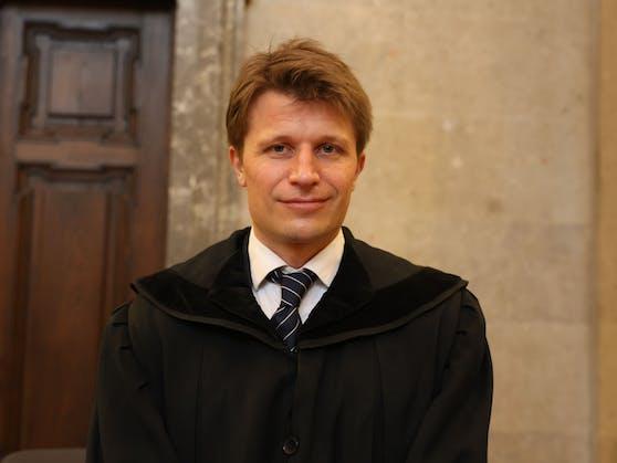 Anwalt Nikolaus Vogler erreichte ein sehr mildes Urteil.
