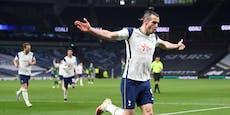 Bale schießt Tottenham mit Hattrick zum Sieg