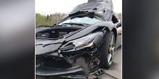 22-Jährige fährt mit Ferrari Probe, dann passiert DAS