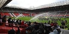 Eklat in Manchester – Platzsturm vor Liverpool-Derby