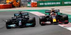 Hamilton gewinnt Portugal-Grand-Prix vor Verstappen