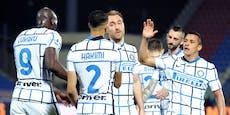 Bergamo-Remis macht Inter zum italienischen Meister
