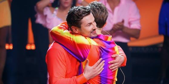 """Nicolas Puschmann (l.) und Vadim Garbuzov sind in der nächsten """"Let's Dance""""-Show wieder dabei."""