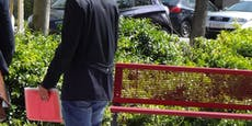 Eifersüchtiger Mann sabotiert Bremsleitung von Polizist