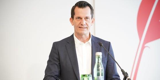Wolfgang Mückstein ist Platz 1 im Polit-Ranking.