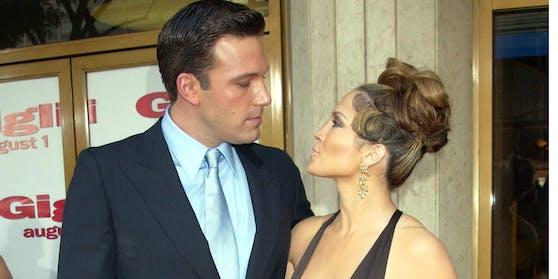 Ben Affleck und Jennifer Lopez waren knapp zwei Jahre ein Paar.
