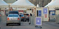 Alle Wiener Teststraßen wieder in Betrieb