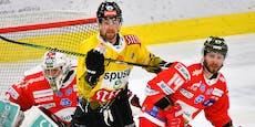 Torgarant Loney verlässt die Vienna Capitals