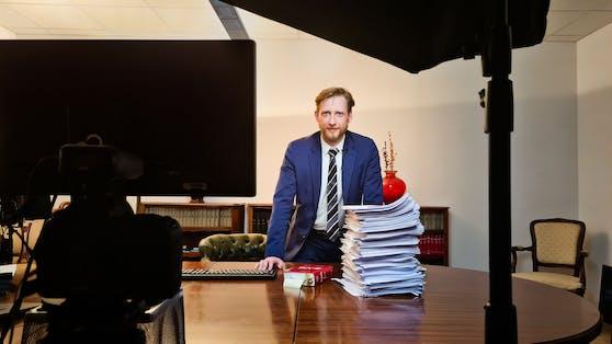 Anwalt Gottfried Forsthuber