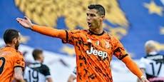 Ronaldo dreht Partie mit Last-Minute-Doppelpack