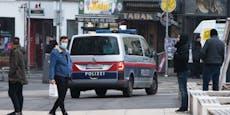 Wodka-Dieb prügelt auf Ladendetektive ein