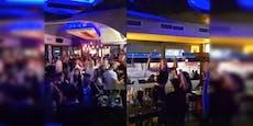So feierten Wiener auf Balkan-Meile das Lockdown-Ende