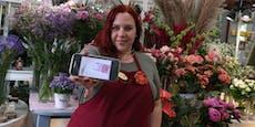 Zweite Blumenverkäuferin fand 500 Euro im Postkasten