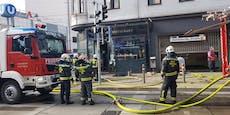 Feuer in Kebablokal legt Öffiverkehr in Wien teils lahm