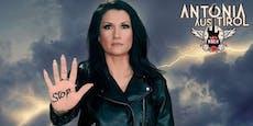 Antonia aus Tirolwehrt sich gegen Hater im Netz