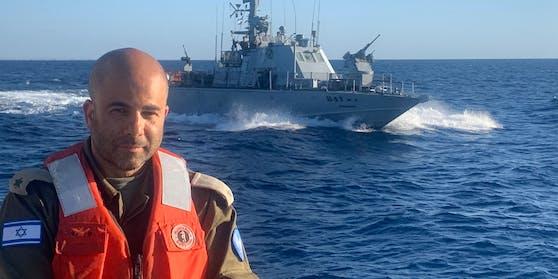 Sprecher der Israelischen Verteidigungsstreitkräfte (IDF), Arye Sharuz Shalicar