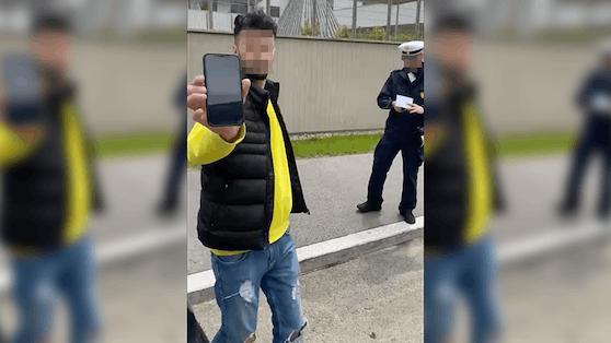 Ein Wiener wies seinen Parkschein vor, der Parksheriff strafte ihn unbeirrt ab