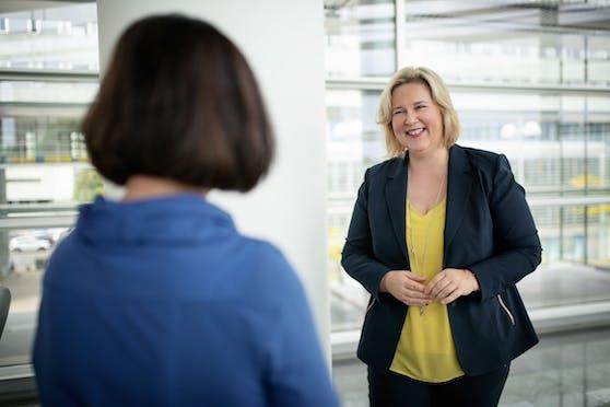 Landtagsabgeordnete Elvira Schmidt kandidiert für Bundesfrauenvorsitz.