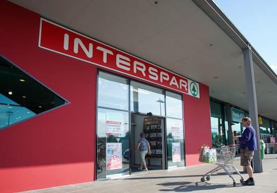 Ein Interspar in Braunau. (Symbolbild)