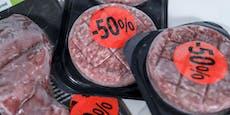 Fleisch zu billig – deshalb sind die Preise gesunken