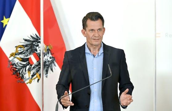 Wolfgang Mückstein