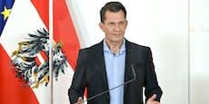 Mückstein fehlt bei Impf-Pressekonferenz
