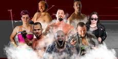 """Wrestling-Stars kämpfen um den """"Kaiser von Österreich"""""""