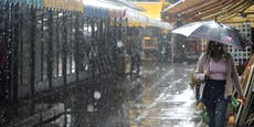 Wetter-Tief bringt jetzt jede Menge Regen und Schnee