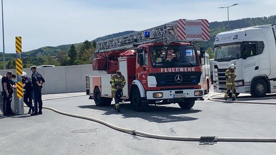 In der Käserei Woerle in Henndorf (Flachgau) ist am Freitag ein Brand ausgebrochen.