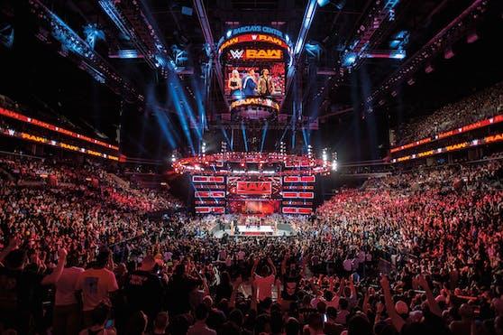 Bald wieder Normalität: Fans bei Wrestling-Events