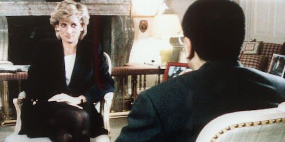 Das Interview wurde von einer Rekordzahl von 22,8 Millionen Zuschauern verfolgt.
